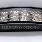 bracelet featured in lapidary journal