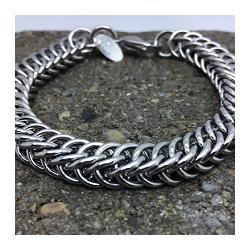 peretto hand woven mens bracelet